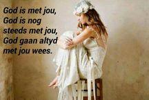 God is by jou