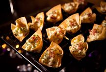 Hors d'oeuvres / delicious appetizers