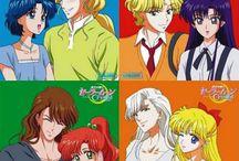 Sailor moon! :)