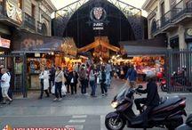 Targ La Boqueria / Najsłynniejszy i najbardziej barwny targ w Barcelonie