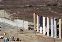 Mexico US border wall