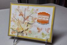 My cards / by Carol Parcell