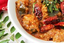 Food-Curries / Receipes