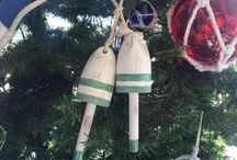 Maine Christmas / Decorating ideas that will allow you to experience Maine from anywhere.
