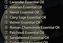 Essential Oils / by Debbie Kaye