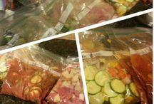 Recipes: Freezer Meals / by Hali Rieman