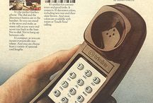 Tech Vintage Style / Vintage technology from days gone by.