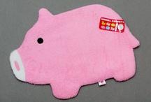 Piggy Floor Mat