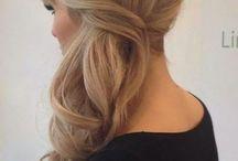 Make up, hair and fashion