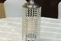 Lustres ou lanternas de cristais