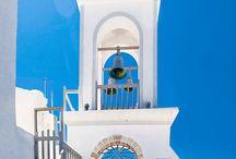 Greece - Ἑλλάς / Athens - Greece - Santorini