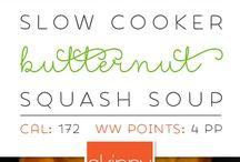Soups in Crockpot