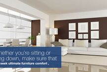 Furniture / No home is complete without the right furniture. Find great ideas here.