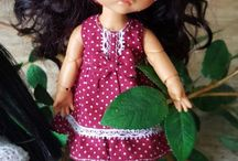 Куклы БЖД маленькие