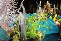 Glass Art / by Jennifer Thoma