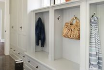Mud room ideas for finch st