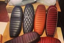 motorcycle seat custom
