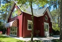 Accommodaties op Vakantiepark De Reebok / Op Vakantiepark De Reebok zijn verschillende accommodaties.