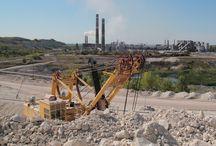 Цементный завод LafargeHolcim в Вольске