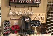 Domácí Coffee bar