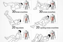 Ab workouts / by Jennifer Goodine