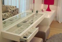 Tuvalet masası