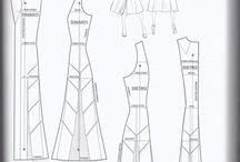 Pattern diy dresses, ...