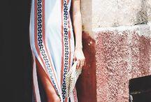 Bohem Yaz Elbiseleri