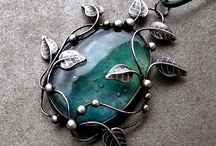 pewter solder jewelry