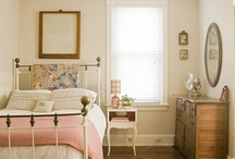 bedrooms / by Nykhe Faries
