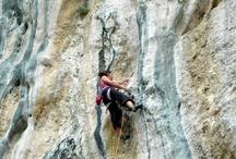 Climbing Antalya
