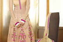 Design Patterns collar salwar