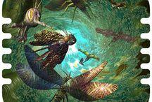 Aotearoa art by Richard Killeen