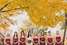 Weddings / Bridesmaids&brides