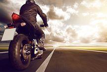 MOTOCICLETAS / Instala en tu moto BlueShield49® ... y olvídate de los pinchazos para siempre.