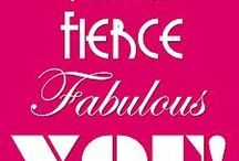 Fabulous Friday / Fabulous and Fantastic inspiration for your wellness journey