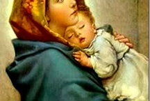 Mother Mary / by Julie Moellering