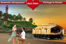Kerala Honeymoon tours & Holiday Packages