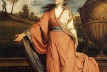 Sir Joshua Reynolds (1723 – 1792)