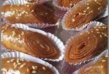 gâteaux d'orient