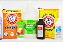 Eco-Friendly DIY Cleaning Recipes