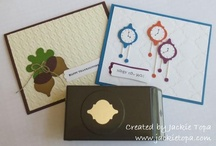 Cards I love! / Stampin up and card inspirations  / by Hafsa Creates