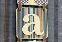 Scrapbooking & Scrapbooking Crafts / by Jenni Thomas