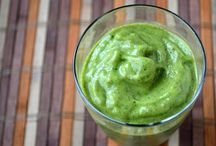 Yum! Juicing and Smoothies / Who doesn't want some tasty, filling, and nutritious drink recipes?!?! / by Mac-n-Mo's