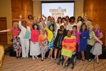 Christian Women Speakers Movement / A community a Christian Women who are committed to bring God to the stage, stand in their faith and bring others to Christ.