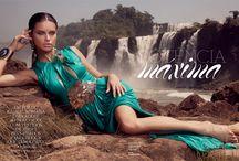 Vogue Brazil Cuts / Editorial Cuts.