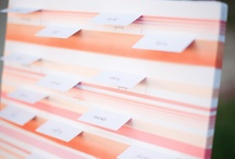 WEDDING :: nametags / by Jeanine Linder