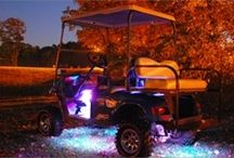 Holiday Golf Cart Necessites / Everything you need for your golf cart this Holiday Season!