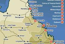 Queensland regions