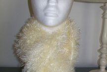 Crochet Echarpes Femme